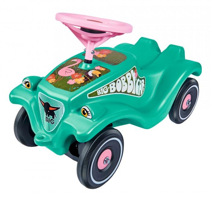 Каталки BIG Bobby Car Classic Тропический Фламинго big машинка big bobby car racer