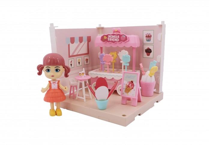 Funky Toys Игровой набор Милый уголок Кафе-мороженое