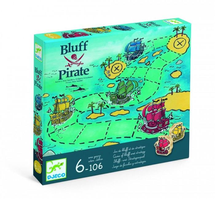Картинка для Djeco Настольная игра Пираты