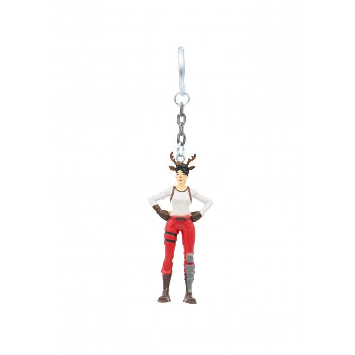 Картинка для Игровые фигурки Fortnite Фигурка-брелок Красноносый рейдер 7 см