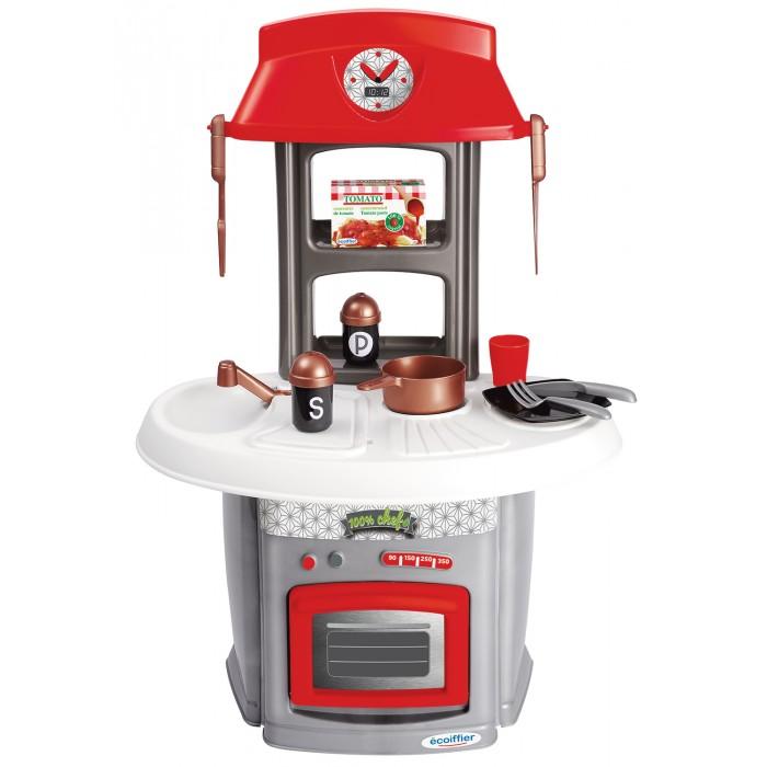 Ролевые игры, Ecoiffier Детская игровая кухня Итальянский стиль  - купить со скидкой