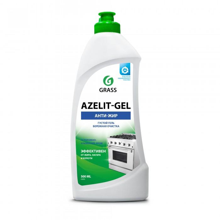 Бытовая химия Grass Azelit-gel Чистящее средство для кухни 500 мл недорого