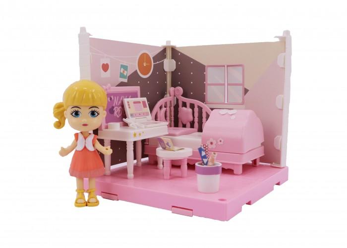 Funky Toys Игровой набор Милый уголок Спальня