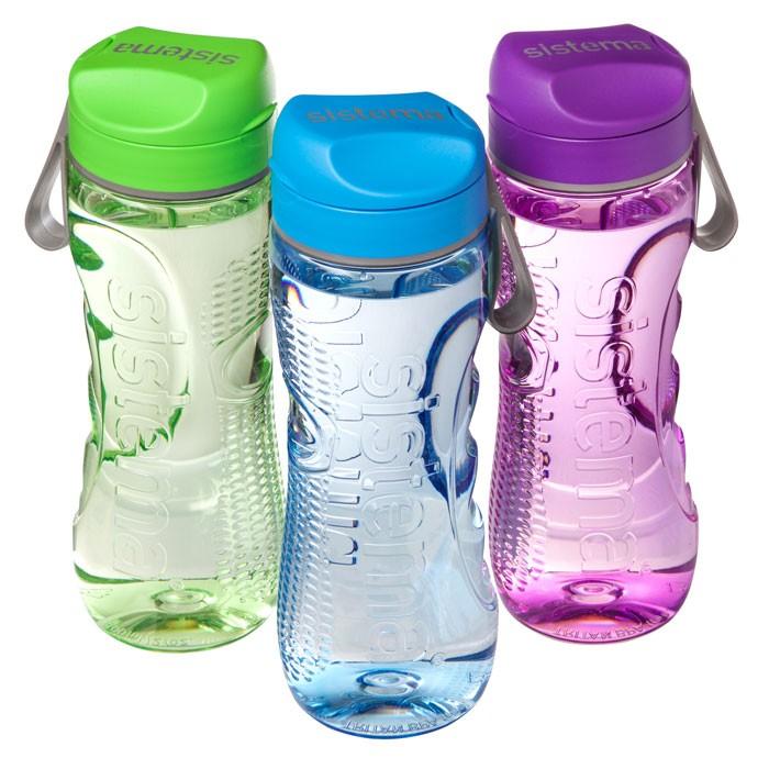 Картинка для Бутылки для воды Sistema Бутылка для воды тритан 800 мл