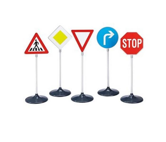 Klein Набор детских дорожных знаков 5 шт.