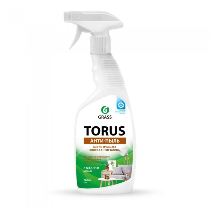Бытовая химия Grass Torus Очиститель-полироль для мебели 600 мл недорого
