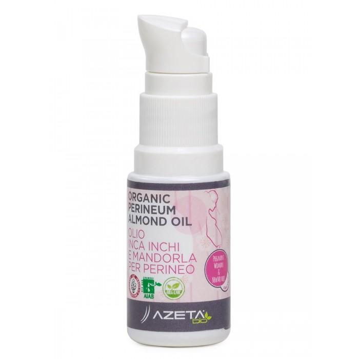 Купить Косметика для мамы, AZETAbio Органическое миндальное масло для подготовки к родам 20 мл
