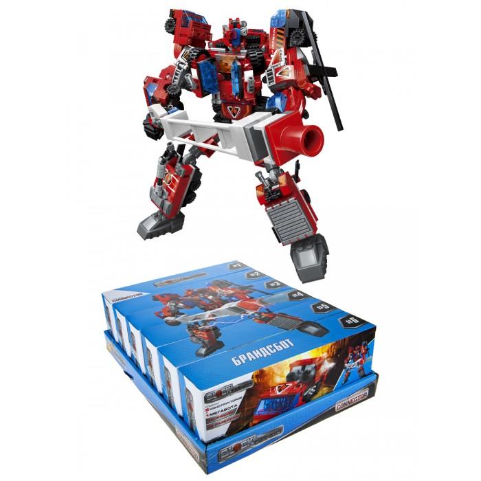 Картинка для Конструкторы 1 Toy Blockformers Брандсбот 6 шт.