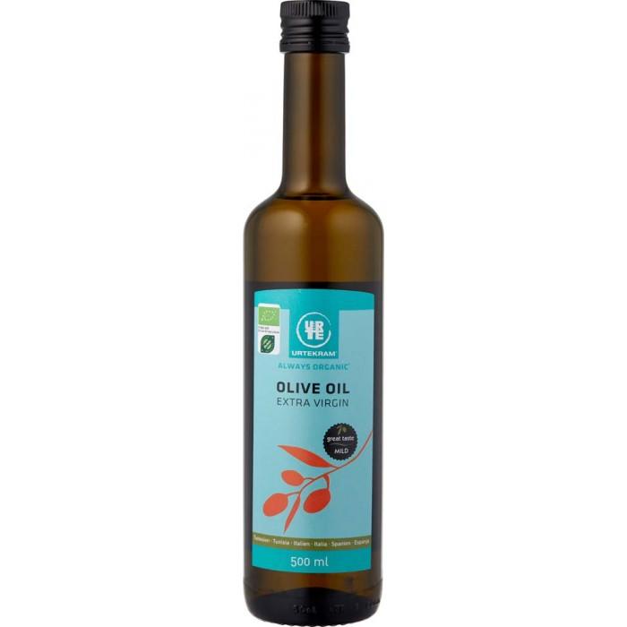 Правильное питание Urtekram Оливковое масло экстра вирджин органическое 500 мл недорого