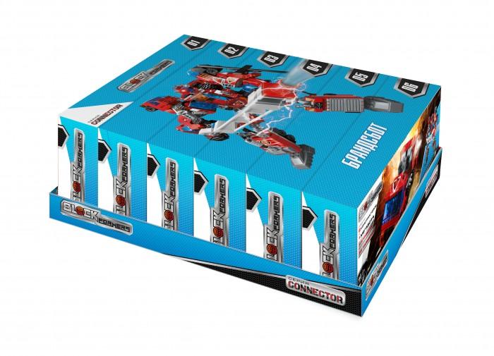 Картинка для Конструкторы 1 Toy Blockformers Брандсбот