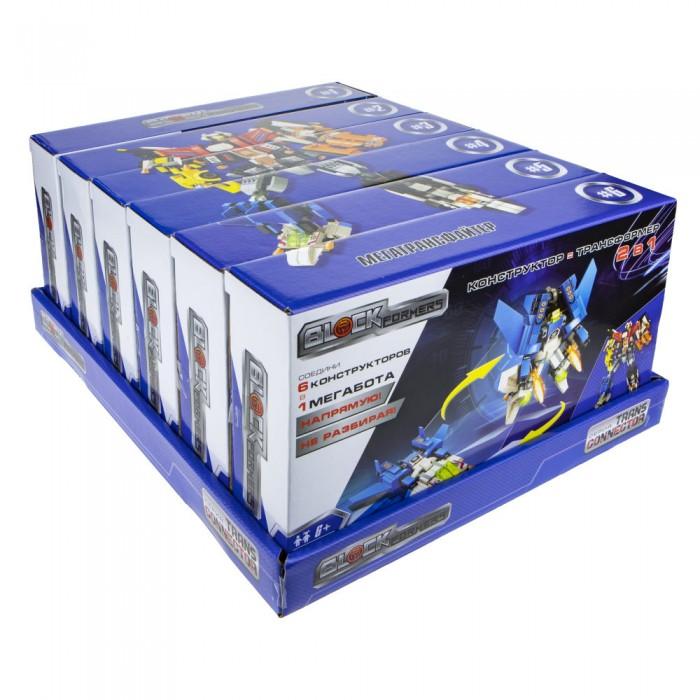 Картинка для Конструкторы 1 Toy Blockformers Мегатрансфайтер