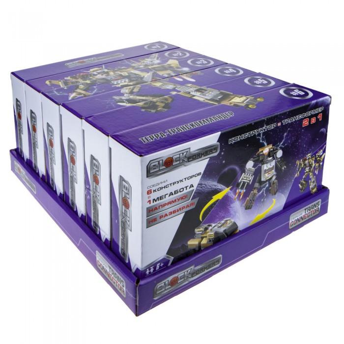 Купить Конструкторы, Конструктор 1 Toy Blockformers Терра-транскоммандер