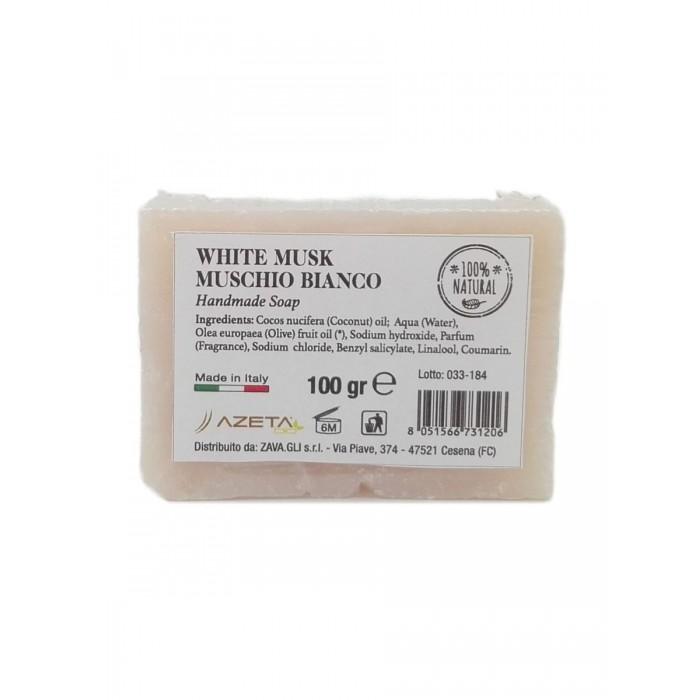 Косметика для мамы AZETAbio Органическое мыло Мускус 100 г недорого