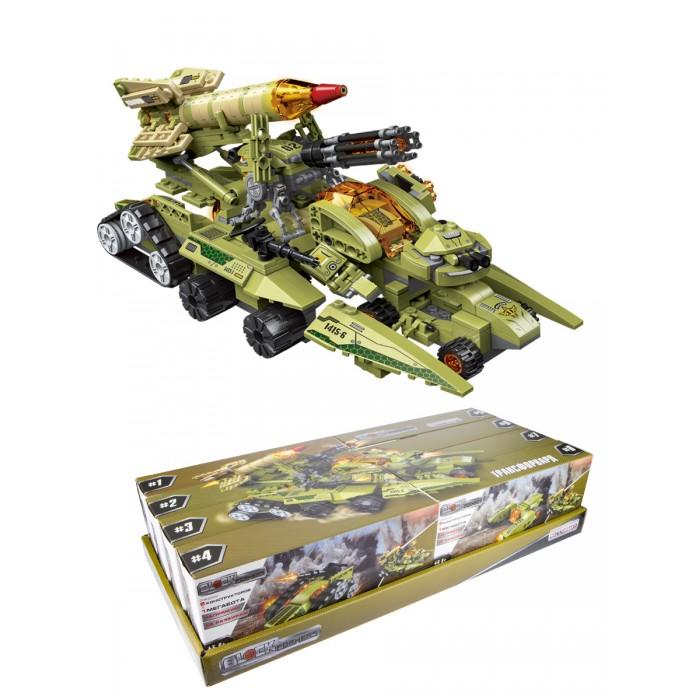 Конструктор 1 Toy Blockformers Трансфорвард 8 шт. Blockformers Трансфорвард 8 шт.
