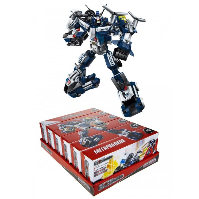 Конструктор 1 Toy Blockformers Мегаробокоп 6 шт. Blockformers Мегаробокоп 6 шт.