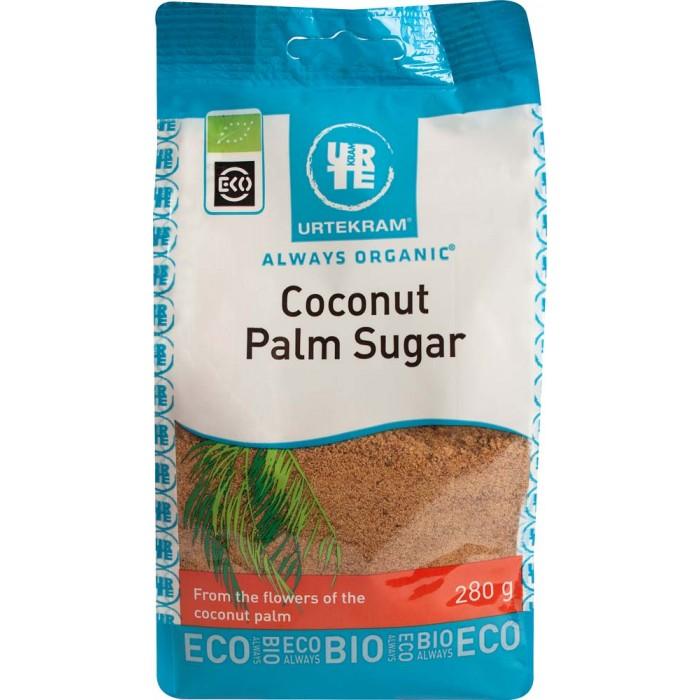Правильное питание Urtekram Кокосовый пальмовый сахар 280 г
