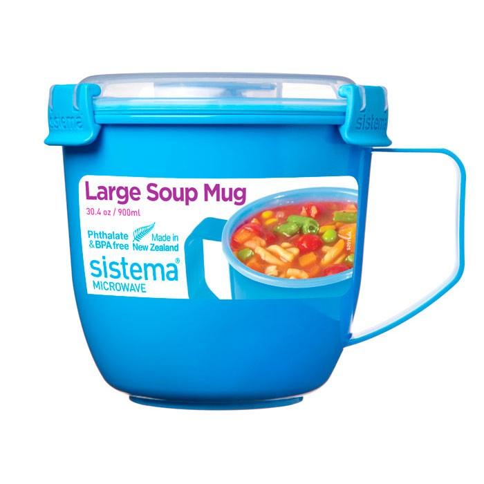 Картинка для Контейнеры для еды Sistema To-Go Кружка суповая 900 мл