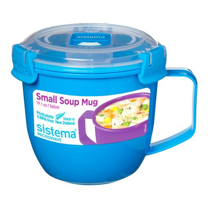 Картинка для Контейнеры для еды Sistema To-Go Кружка суповая 565 мл