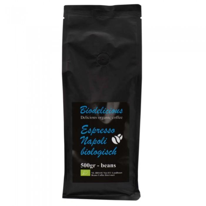 Картинка для Urtekram Bio Delicious Кофе Эспрессо  наполитанский в зернах органический 500 г