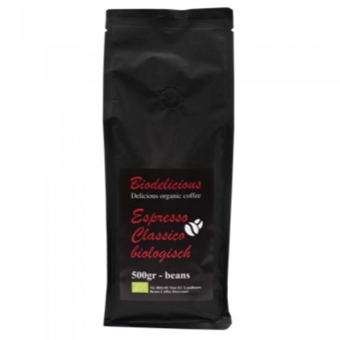 Картинка для Urtekram Bio Delicious Кофе Эспрессо классический в зернах органический 500 г