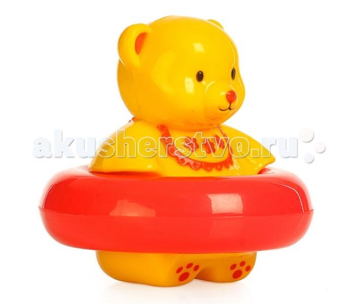 Игрушки для ванны Сказка Игрушка для купания Мишка игрушки для ванной alex игрушки для ванны джунгли
