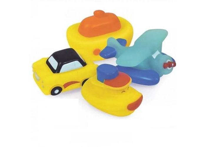 Игрушки для ванны Сказка Игрушка для купания Транспорт игрушки для ванной alex игрушки для ванны джунгли