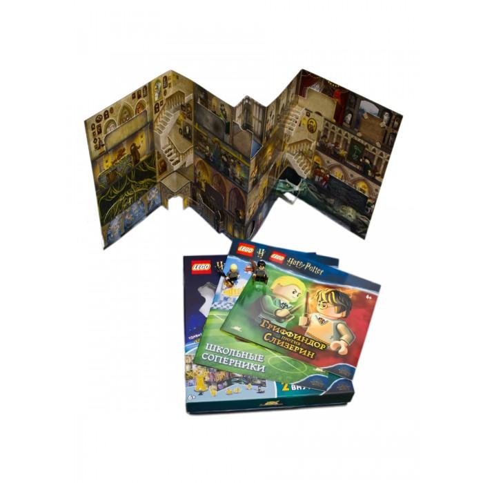 Игровые наборы Lego Набор Harry Potter Дуэль волшебников: Поттер против Малфоя книжка с наклейками harry potter турнир трёх волшебников