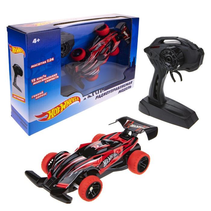 Радиоуправляемые игрушки Hot Wheels Машина на радиоуправлении Т17674