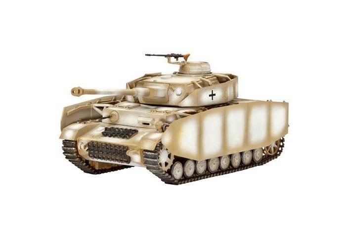 Купить Сборные модели, Revell Сборная модель танка Panzerkampfwagen IV Ausf. H 1:72