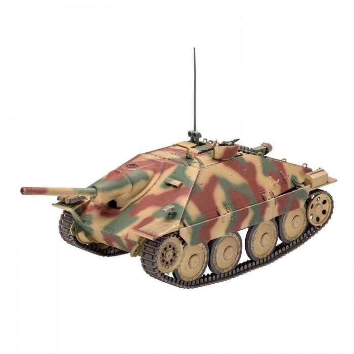 Купить Сборные модели, Revell Сборная модель истребитель танков Jagdpanzer 38 t 1:35