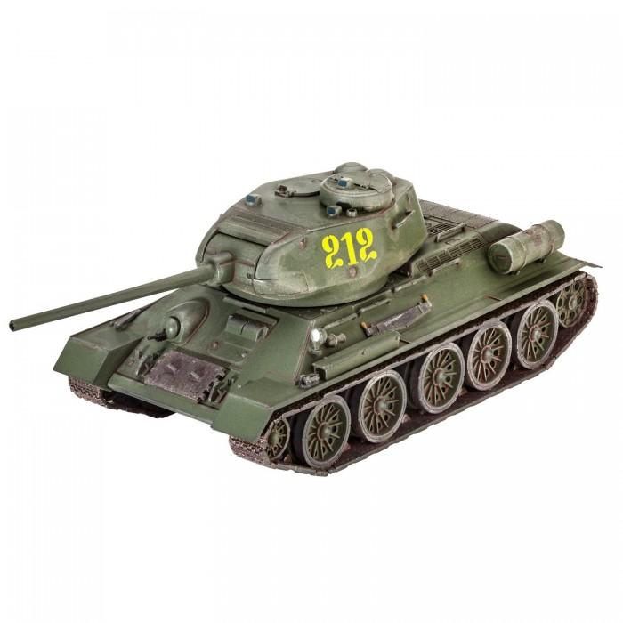 Купить Сборные модели, Revell Сборная модель танка T-34-85 1:72
