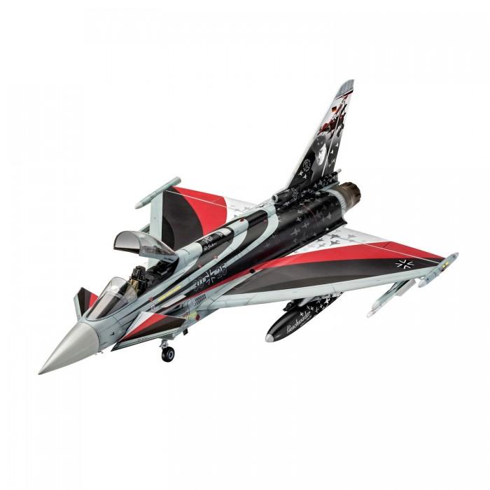Купить Сборные модели, Revell Сборная модель истребитель Еврофайтер Тайфун Душа барона 1:48
