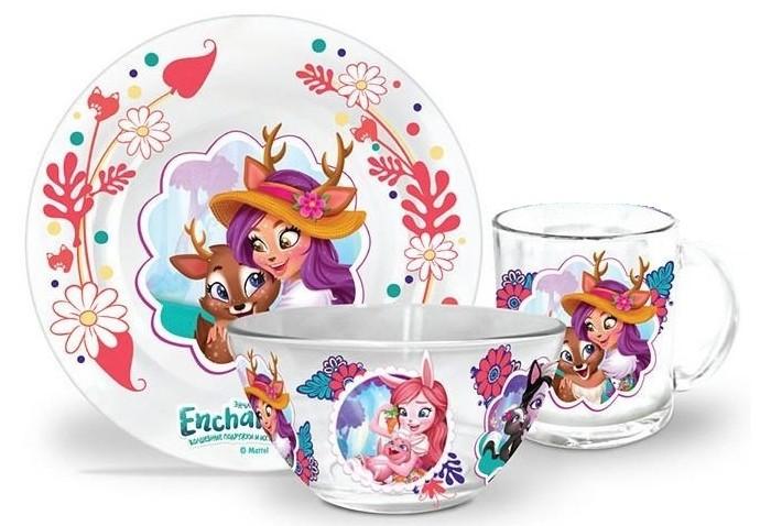 PrioritY Набор детский посуды Лео и Тиг (фарфор)