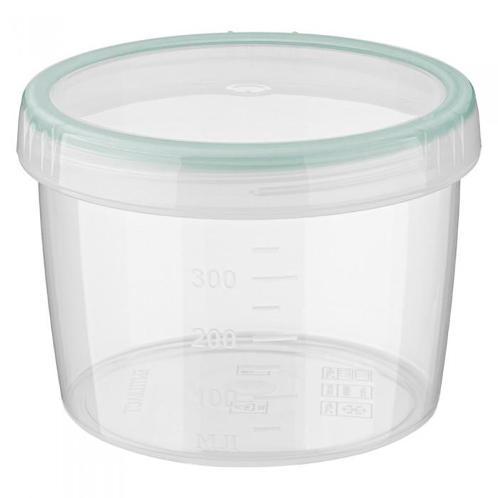 Картинка для Контейнеры для еды Phibo Банка низкая Винтаж 0.5 л