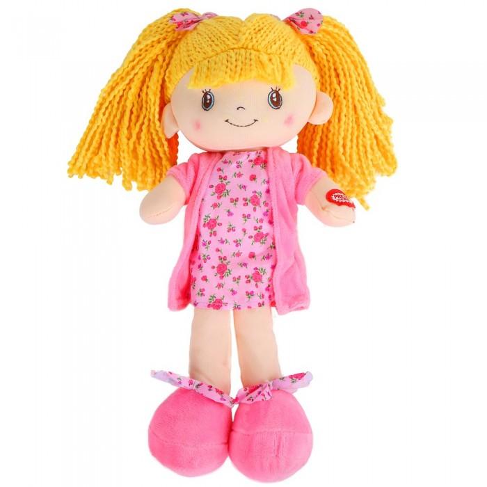 Amore Bello Кукла мягкая озвученная 33 см