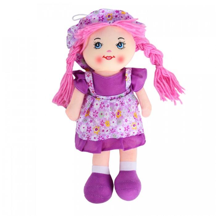 Купить Куклы и одежда для кукол, Amore Bello Кукла мягкая озвученная 35 см