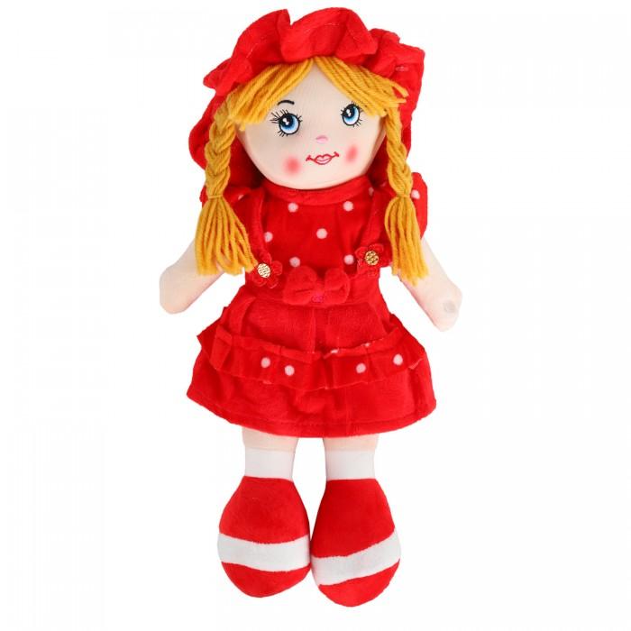 Купить Куклы и одежда для кукол, Amore Bello Кукла мягкая озвученная 35 см JB0572054