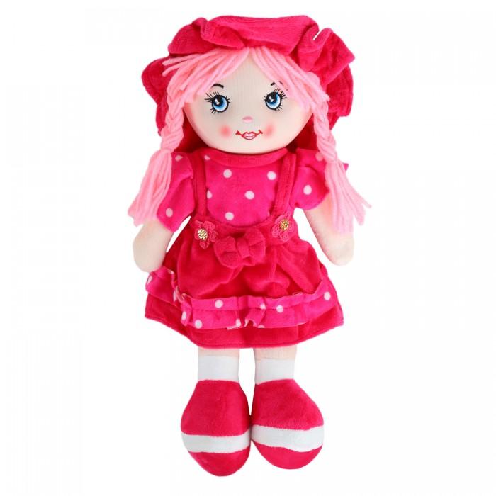 Купить Куклы и одежда для кукол, Amore Bello Кукла мягкая озвученная 35 см JB0572053