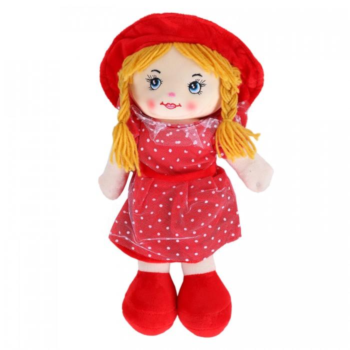 Купить Куклы и одежда для кукол, Amore Bello Кукла мягкая озвученная 35 см JB0572060