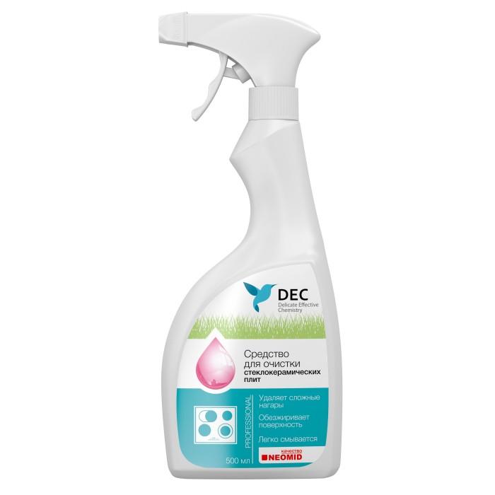 Бытовая химия Dec Средство для чистки стеклокерамических плит 0.5 л