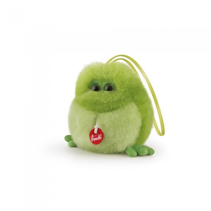 Фото - Мягкие игрушки Trudi Лягушонок-пушистик на веревочке 12 см мягкие игрушки trudi лев нарцис 27 см