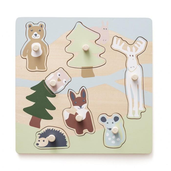 Деревянная игрушка Kid's Concept Пазл Мороженое Bistro