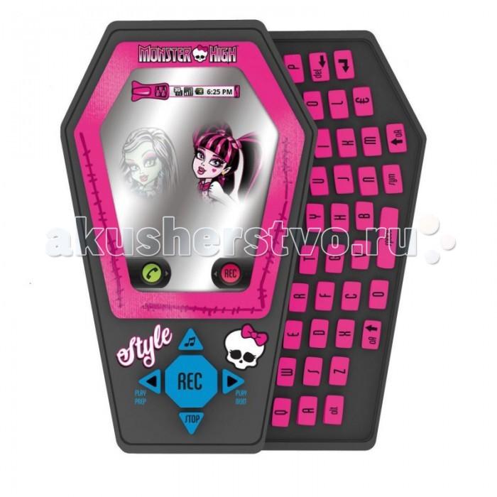 IMC toys Телефон с функцией записи Monster High