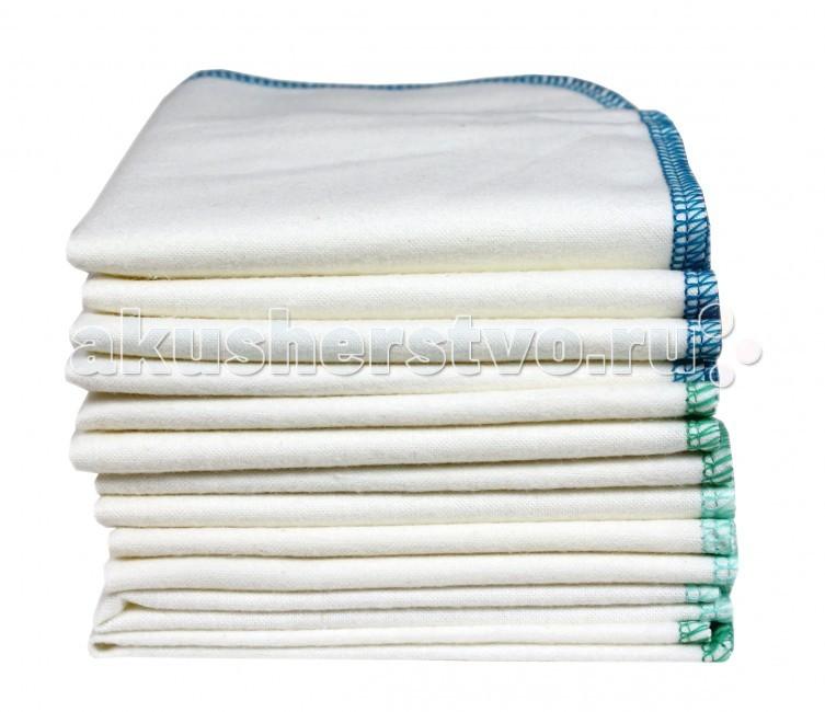 Постельные принадлежности , Текстильные салфетки ImseVimse Салфетки многоразовые впитывающие 12 шт. арт: 72795 -  Текстильные салфетки