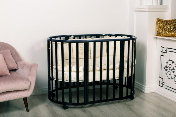 Кроватка-трансформер Incanto Amelia 8 в 1