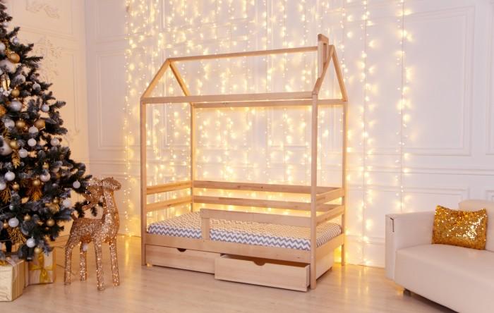 Кровати для подростков Incanto DreamHome Karelian pine