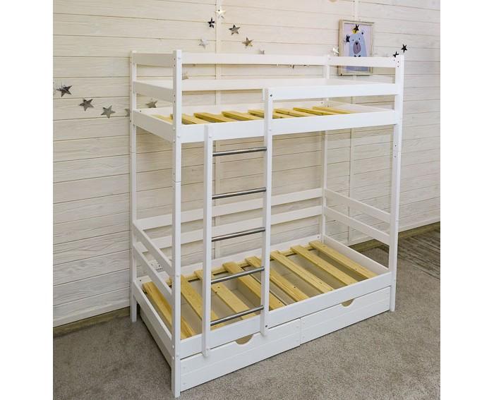 Купить Кровати для подростков, Подростковая кровать Incanto двухъярусная Altezza