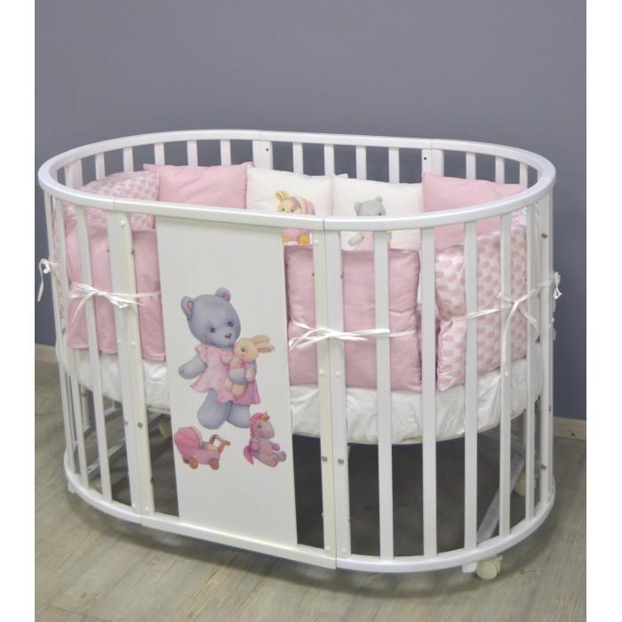 Кроватка-трансформер Incanto Eva 9 в 1