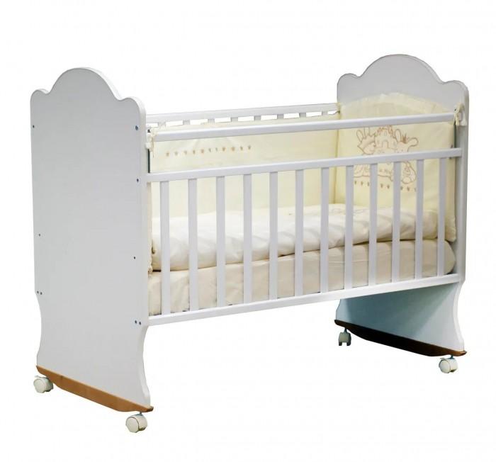 Детские кроватки Incanto Gelato колесо-качалка