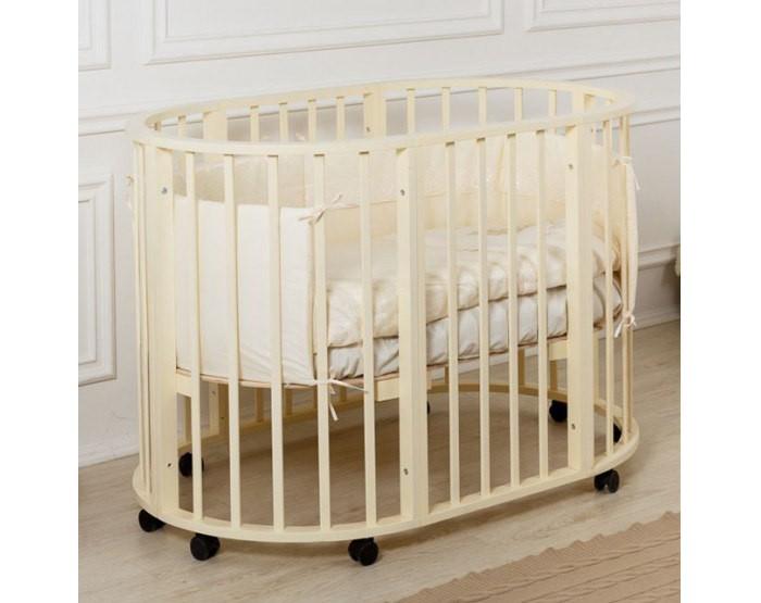 Кроватка-трансформер Incanto Gio 9 в 1
